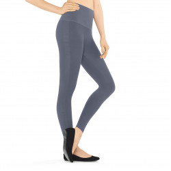 Spanx Star Power Tout and About Lux Tux Shaping Leggings 2345 Blue Haze