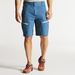Dare2b Mens Tuned In Active Shorts Lightweight Kingfisher Blue