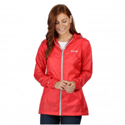 Regatta Womens Pack It Jacket III Red Sky