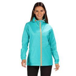 Regatta Womens Pack It Jacket III Ceramic