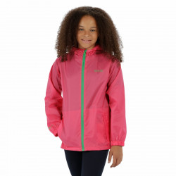 Regatta Kids Pack It Jacket III Hot Pink